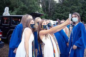 North Salem Eyes Outdoor Graduation