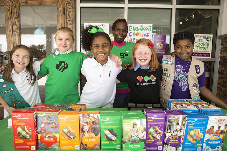 GSNNJ Cookie Sales Courtesy of Girl Scouts of Northern New Jersey.jpg