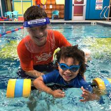 team at Goldfish Swim School Middletown has been providing high quality swim instruction to Middletown-area families.