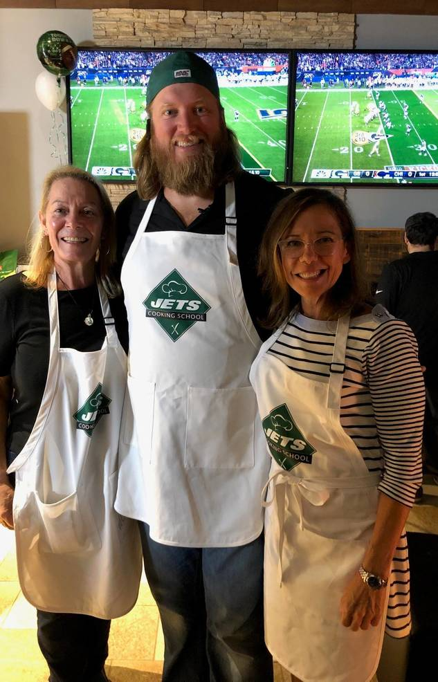 Guest Chef Nick Mangold