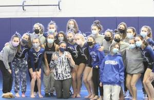 Undefeated Westfield Gymnastics Team to Take on Scotch Plains in County Final