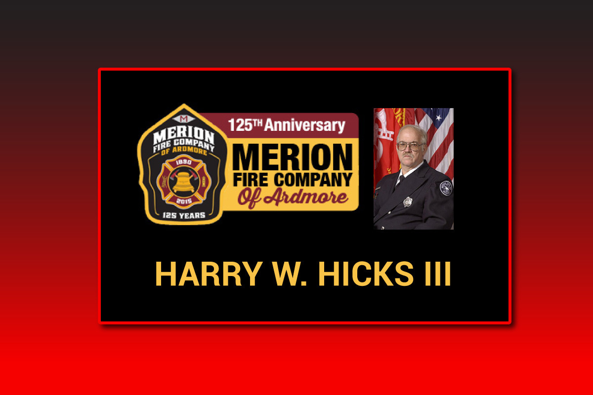 Lower Merion Township Merion Fire Company of Ardmore