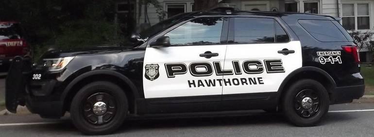 Hawthorne Police Car