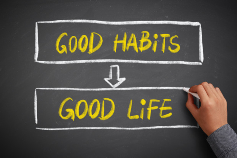 6 Strategies to Create a Good Habit | TAPinto