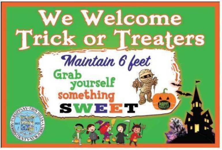 halloween sign parsippany.JPG
