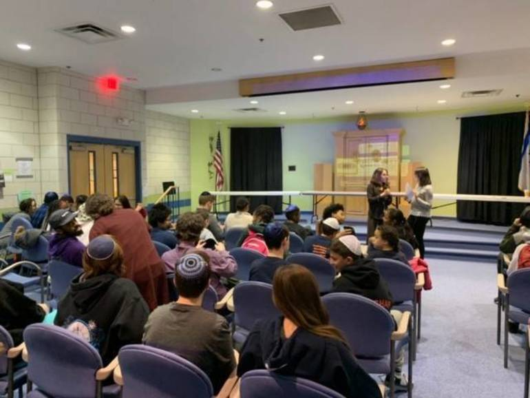 KIPP Lanning Square Middle Schoolers Compete in First-Ever Hackathon