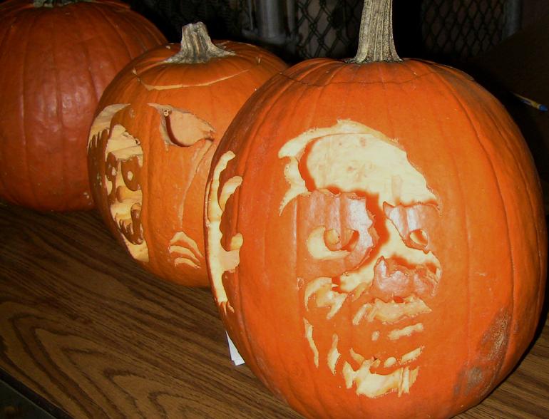 Halloween file photo - pumpkin carving - John Mooney.png
