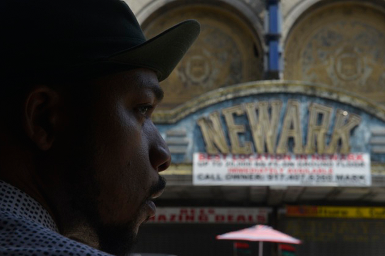 Newark Photographer Captures a City in Flux