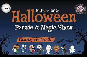 Madison Announces Return of Halloween Parade and Magic Show