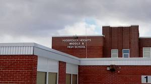 Carousel image 686defb39d2f695375e8 hasbrouck heights ms and hs med shot with building march 2018