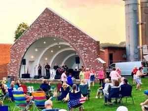Team Lane Congratulates the Hawthorne Band Shell Committee