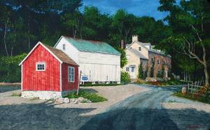 Tewksbury Historical Society Juried Art Show and Sale