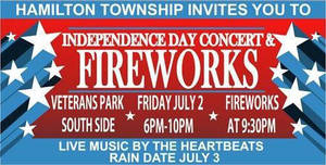 Red, White and Boom: 4th of July Fireworks and Concert is Back in Hamilton