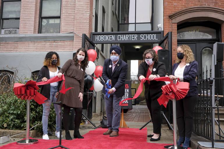 Hoboken Charter School Unveils Cohesive K-12 Campus
