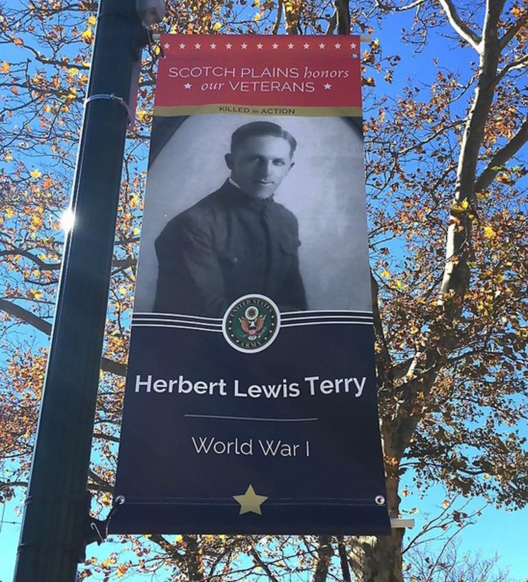Herbert Lewis Terry of Scotch Plains