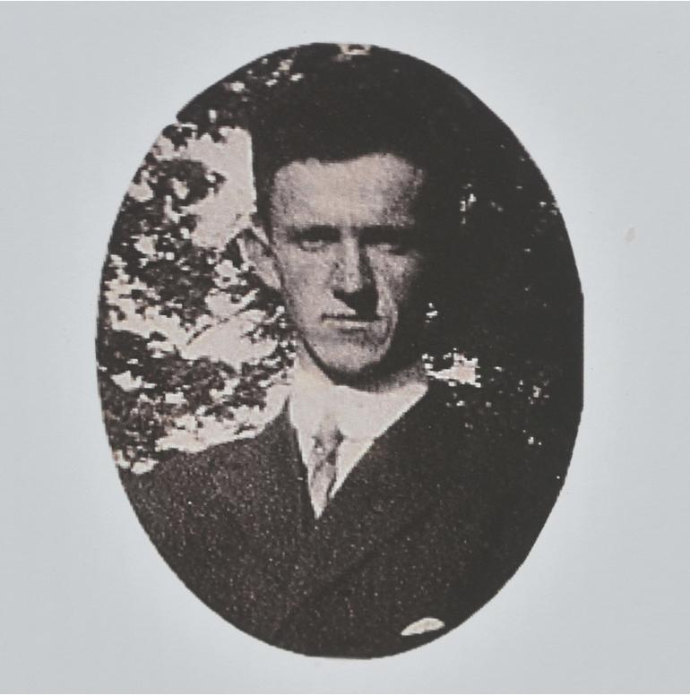Herbert Hodgson of Scotch Plains