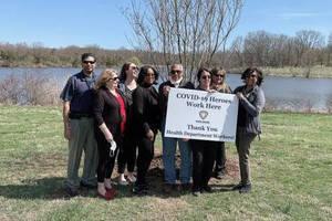 Mercer County Celebrate Public Health Week, Remembers Health Educator Lost to COVID