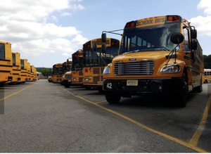 Carousel image 5bc03d4ebdc4d4b1dcd6 heavy equipment problem caused roxbury school bus mess  says board president  tapinto
