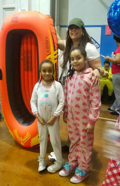 Top story bc3809be531b157eaac0 head counselor johnson with cuties and raft