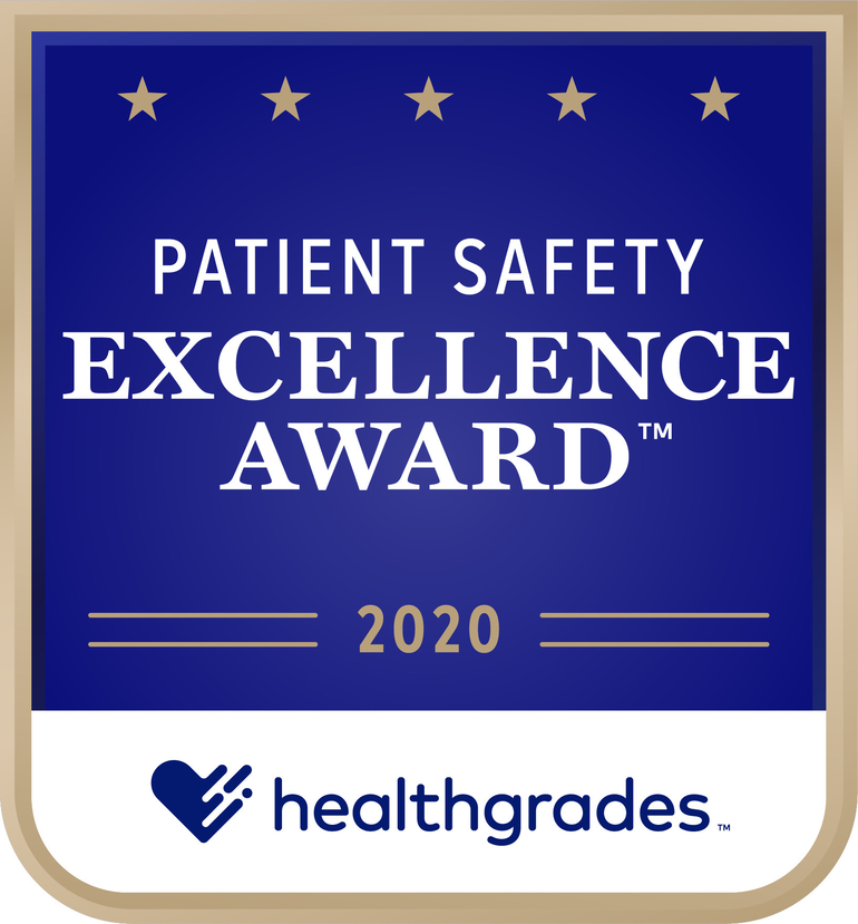 2020 Patient Safety Excellence Award