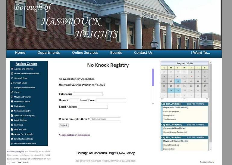 HH Borough webpage No Knock.JPG