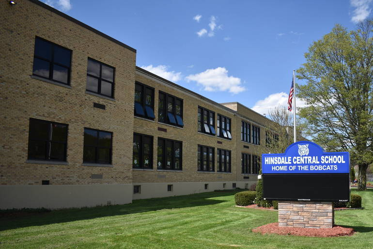 Hinsdale Central School