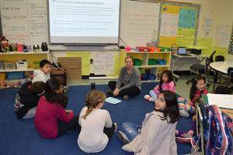 "Livingston's Hillside Elementary Named New Jersey ""School of Character"""