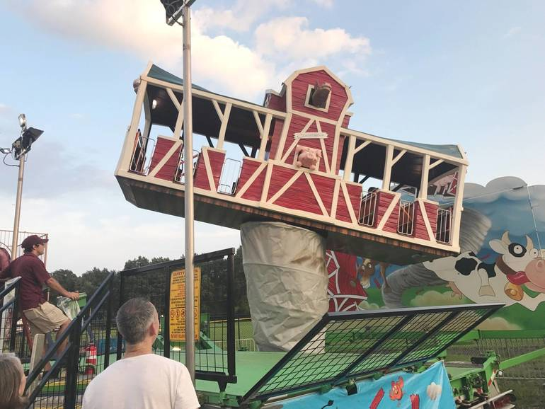 Photo Gallery: Hillsborough Rotary Fair, Day Two