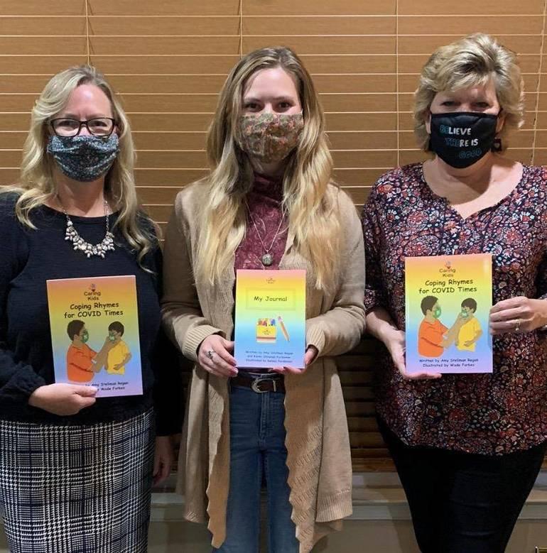 Hillsborough Teacher Writes, Publishes Kids' Book About COVID-19