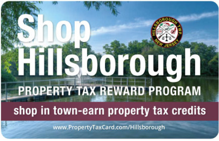 Attention Holiday Shoppers: Hillsborough Rewards Card Reduces Tax Bill