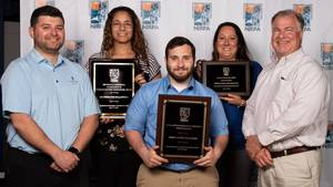 Hillsborough Parks & Recreation Department Honored by Their Peers