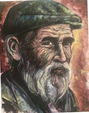 Honorable Mention for Hillsborough Student in Congressional Art Contest