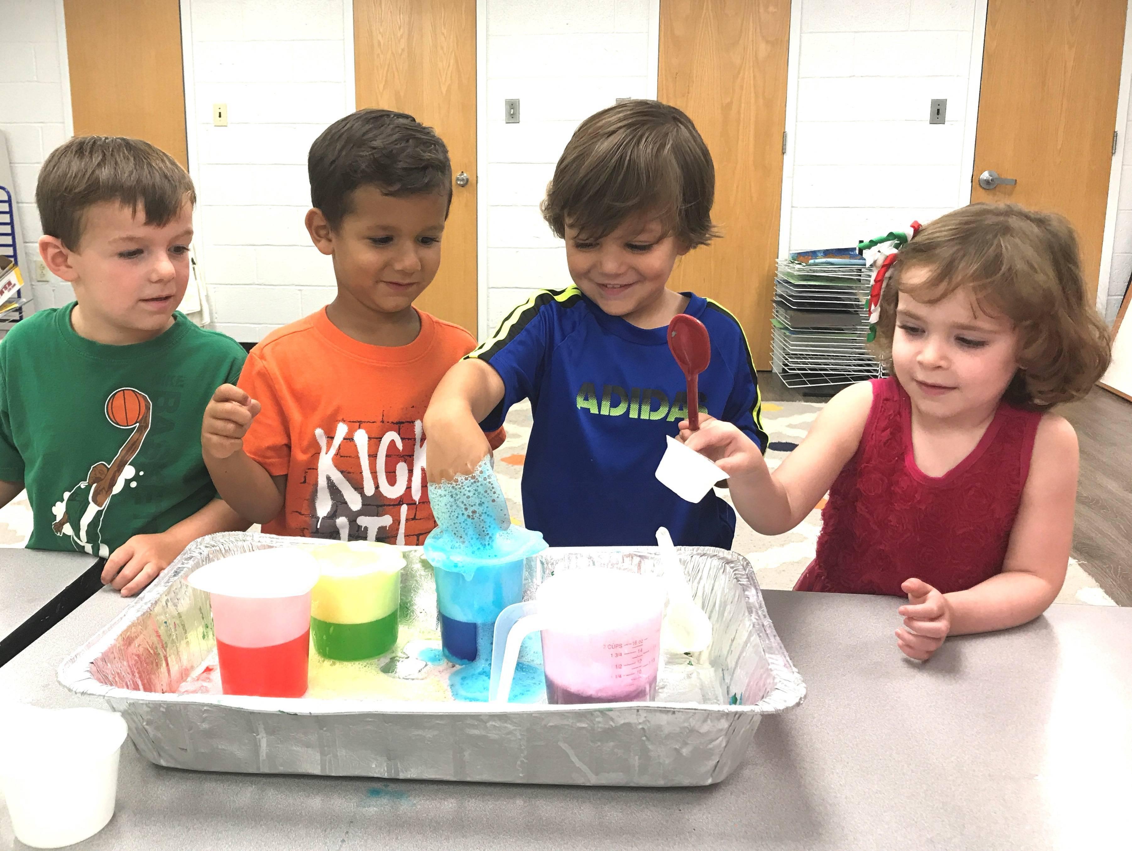 Holy Family STEM experiment.JPG
