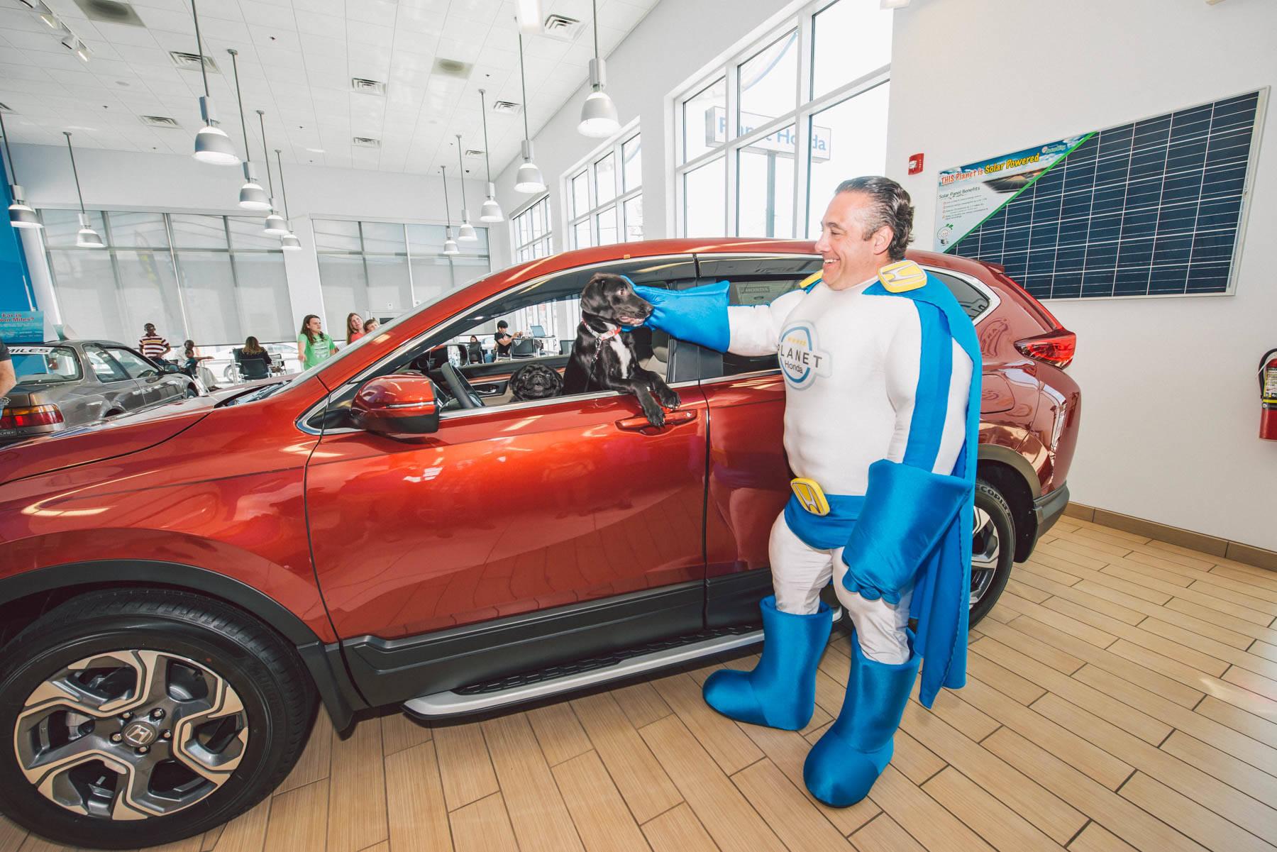 Honda Boy & Effie