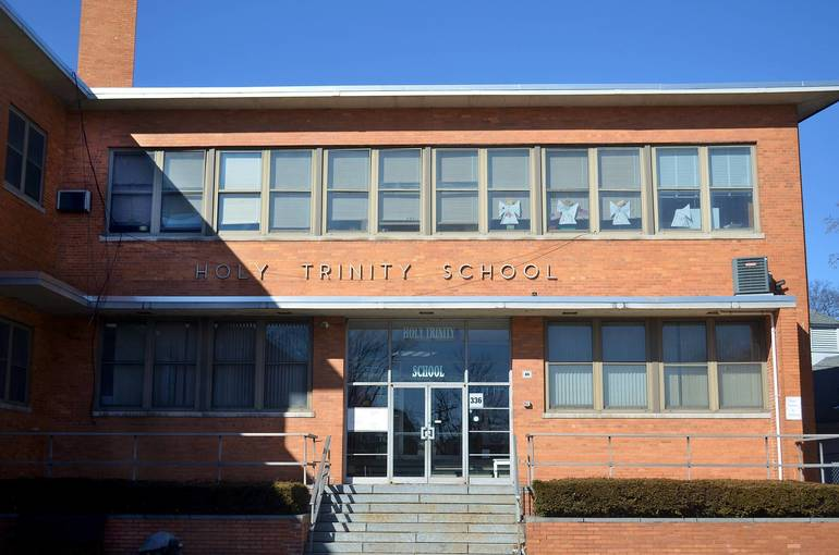 Holy Trinity School in Westfield.