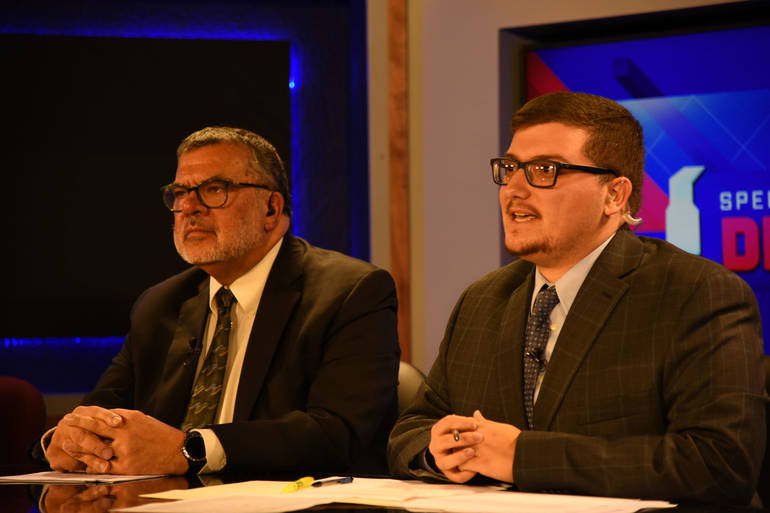 Candidates for 57th State Senate District Debate at St. Bonaventure