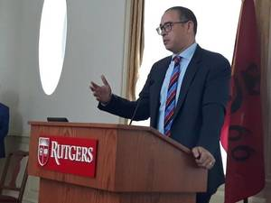 Rutgers President Holloway, Other College Presidents Urge Congress to Increase Pell Grants