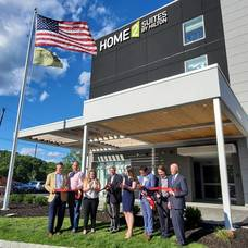 Home2 Suites of Wayne Cuts the Ribbon at their Long-Awaited Grand Opening