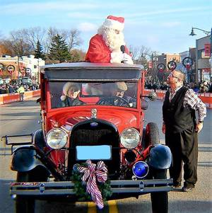 Denville Township Holiday Parade Canceled this Year