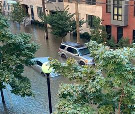 Hoboken Flooding