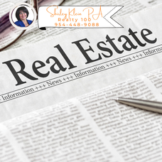 Shirley Klein PA Realty 100 In Coral Springs: Hot Topics in the Housing Market