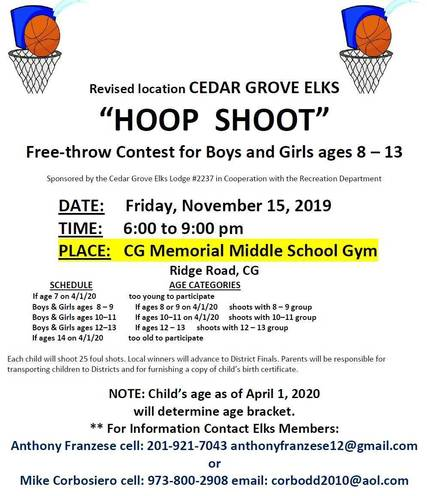 Top story d85e580435232d6f139c hoop shoot revised location flyer 11.13.2019