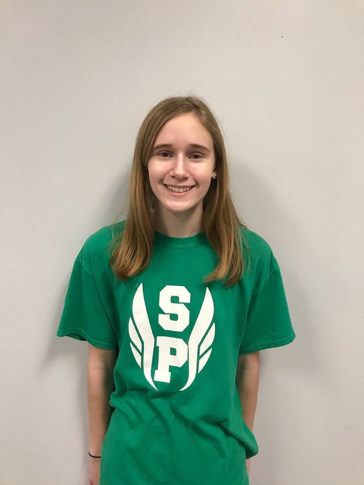 Hailey Palmer - Athlete of the  Week