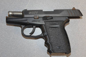 Youth with Loaded Handgun Arrested at Garden State Plaza