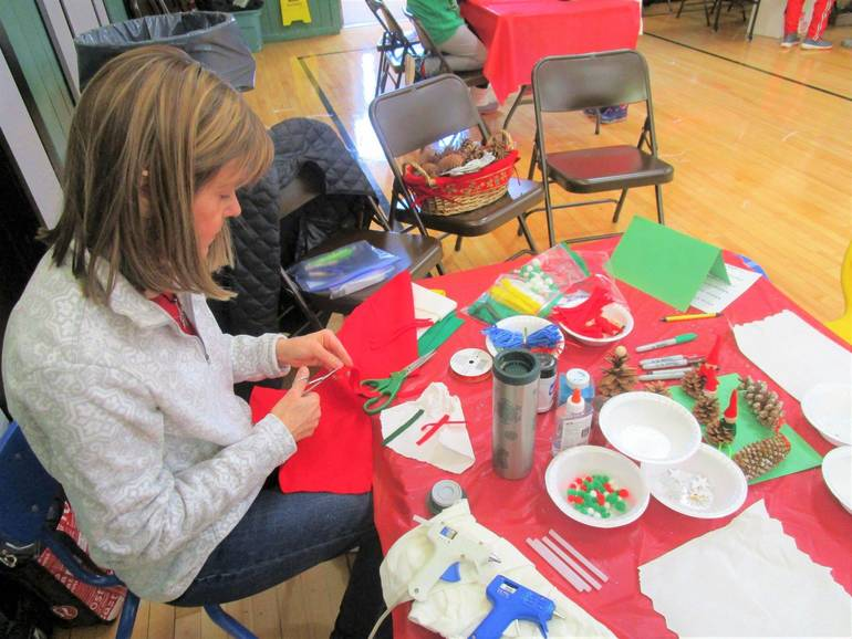 Annual Holiday Shoppes Held at Denville Elementary Schools