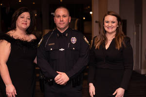 Carousel image a2549766473bacd030ca hsi chief development officer stephanie cicale with officer birch   women and family services manager shannon muti  1