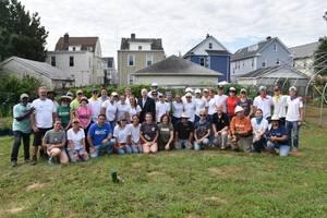 Groundwork Elizabeth Partners with Presbyterian Church in Westfield