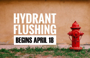Parsippany Schedules Hydrant Inspection & Flushing for April 18th