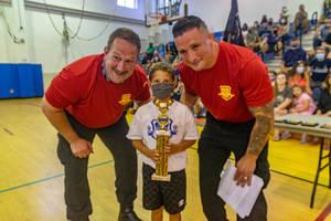 Sparta's Junior Police Academy Holds 2021 Graduation