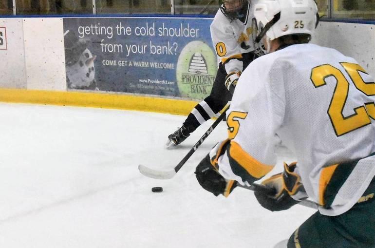 Ice Hockey: Morris Knolls Defeats Randolph, 4-1, in Mennen Cup Semifinals